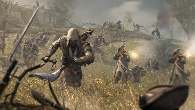 Assassins Creed 3 Education And Videogames The Albion College