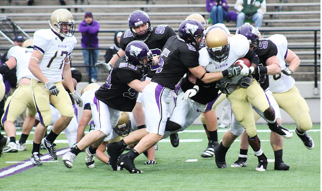 Albion College Football