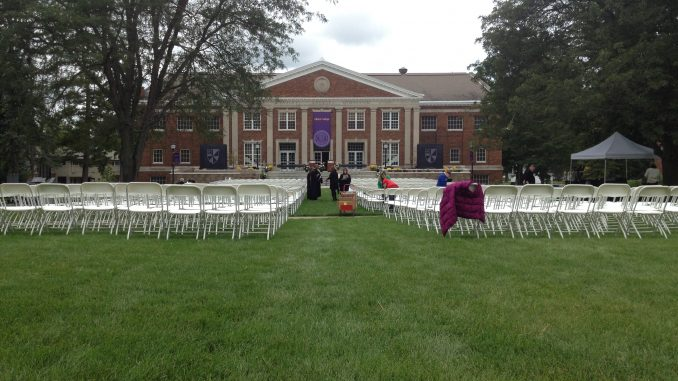 Opinion Faith Fowler As Commencement Speaker Captures A