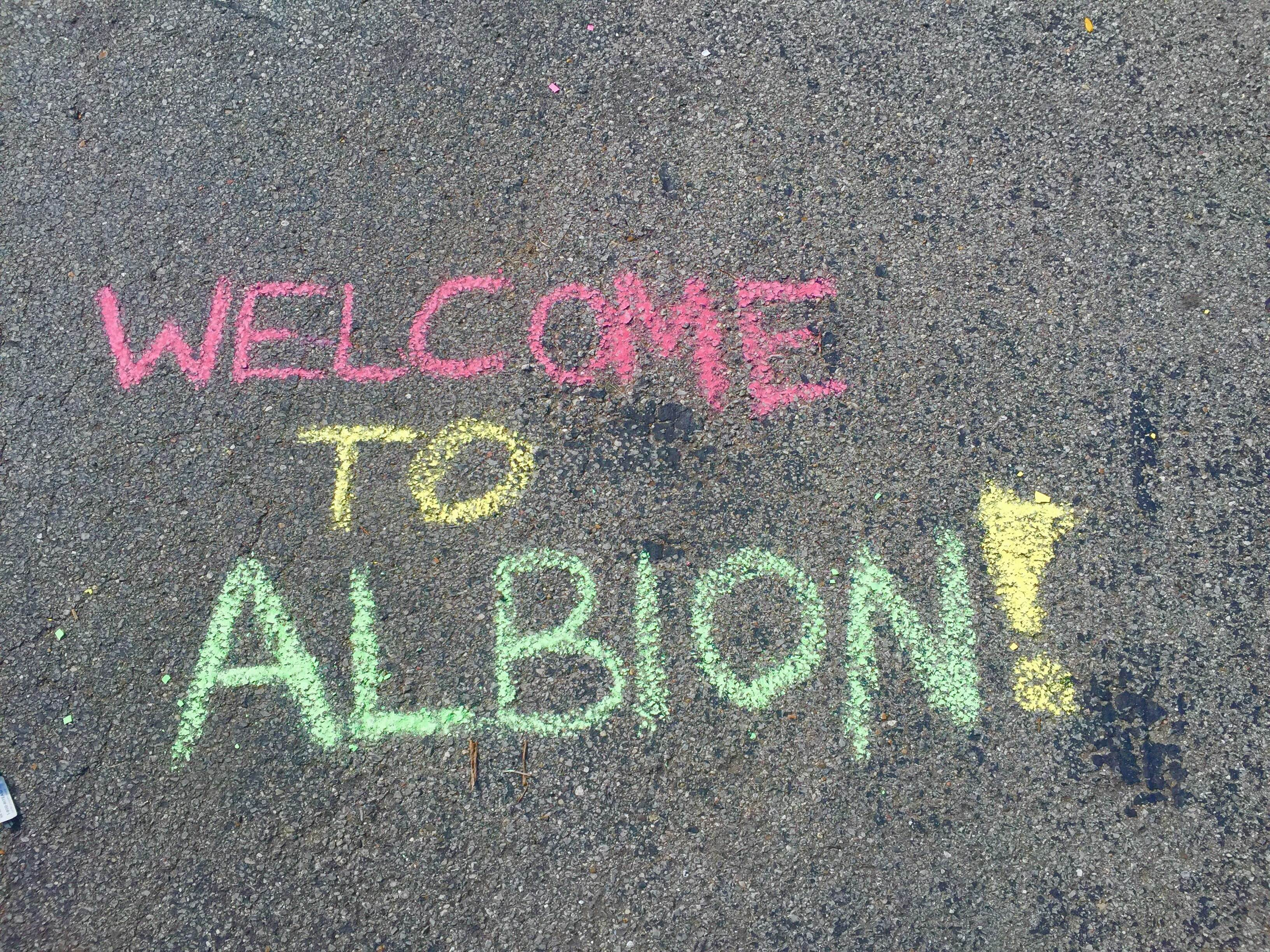 Welcome to Albion!