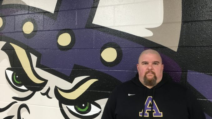 Coach Aaron Mehl Wants To Leave A Legacy For Albion Division Iii